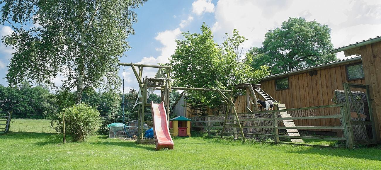Ferienhof Hollwege – Ferien auf dem Bauernhof - 6 gemütliche Ferienwohnungen (teilweise barrierefrei) in Oldenburg (Oldb)
