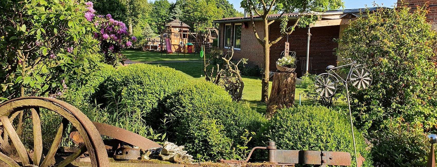 © Ferienhof Hollwege – Ferien auf dem Bauernhof - 6 gemütliche Ferienwohnungen (teilweise barrierefrei) in Oldenburg (Oldb)