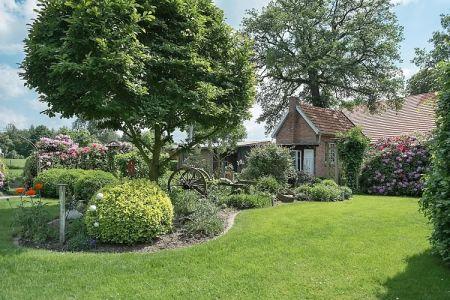 Garten- und Hof-Impressionen